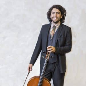 Anthony Albrecht - cello